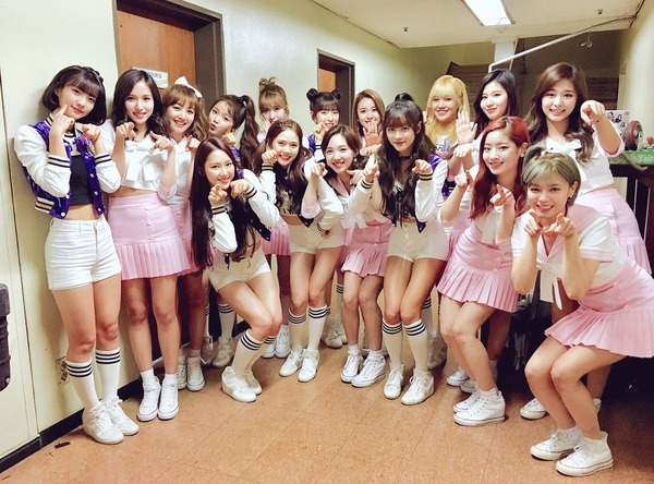 OH MY GIRL & TWICE