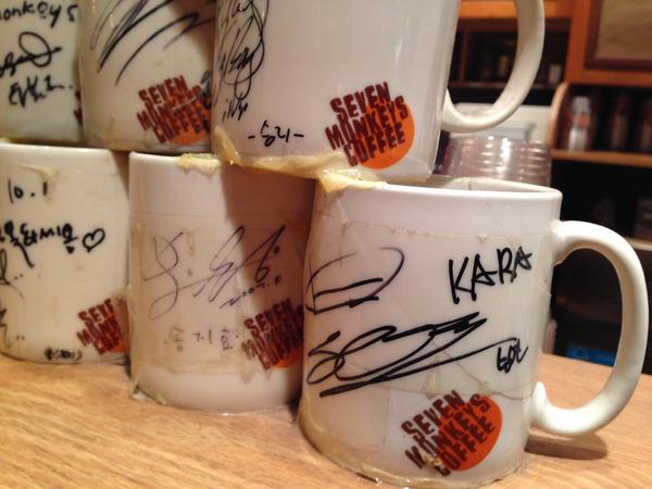 SEVEN MONKEYS COFFEE