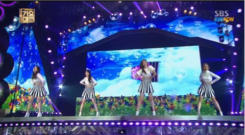 SBS歌謡大祭典2013