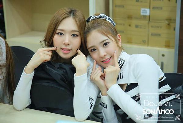ミンジェ&ナヒョン