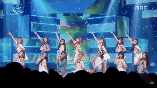 Apink × OH MY GIRL