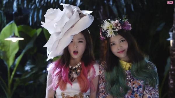 Irene & Joy