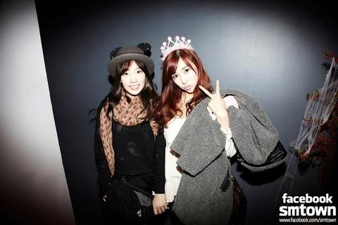 少女時代 SMTWON Halloween Party
