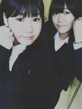 ジミン&ダウォン