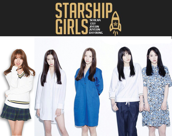 STARSHIP GIRLS