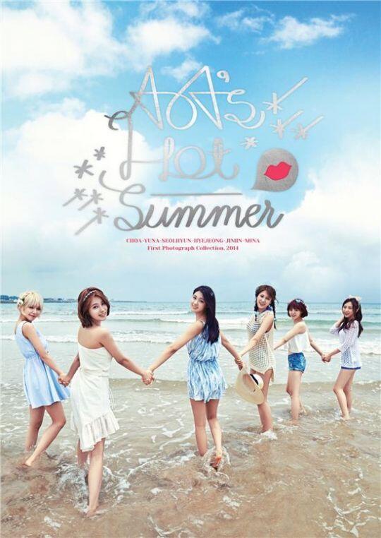 AOA 「Hot Summer」