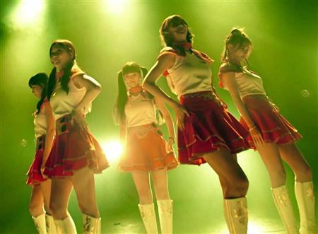 ... POP 2ndシングルと東名阪ツアー
