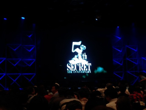 Secret ファンミーティング