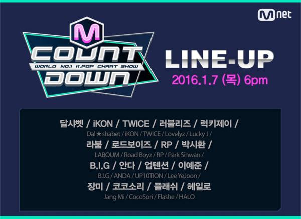 M! Countdown