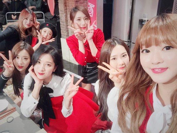 Nine Muses+OH MY GIRL