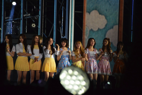 Lovelyz & LABOUM