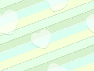 グリーンのシームレスパターン画像