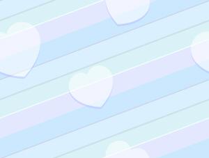 青色のシームレスパターン