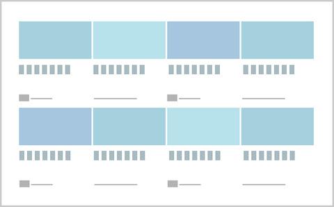 関連コンテンツユニットのイメージイラスト