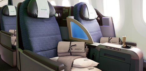 ユナイテッド航空、格安な「ベーシックエコノミー運賃」の次は、新コンセプトの 「ユナイテッド・ポラリス」!