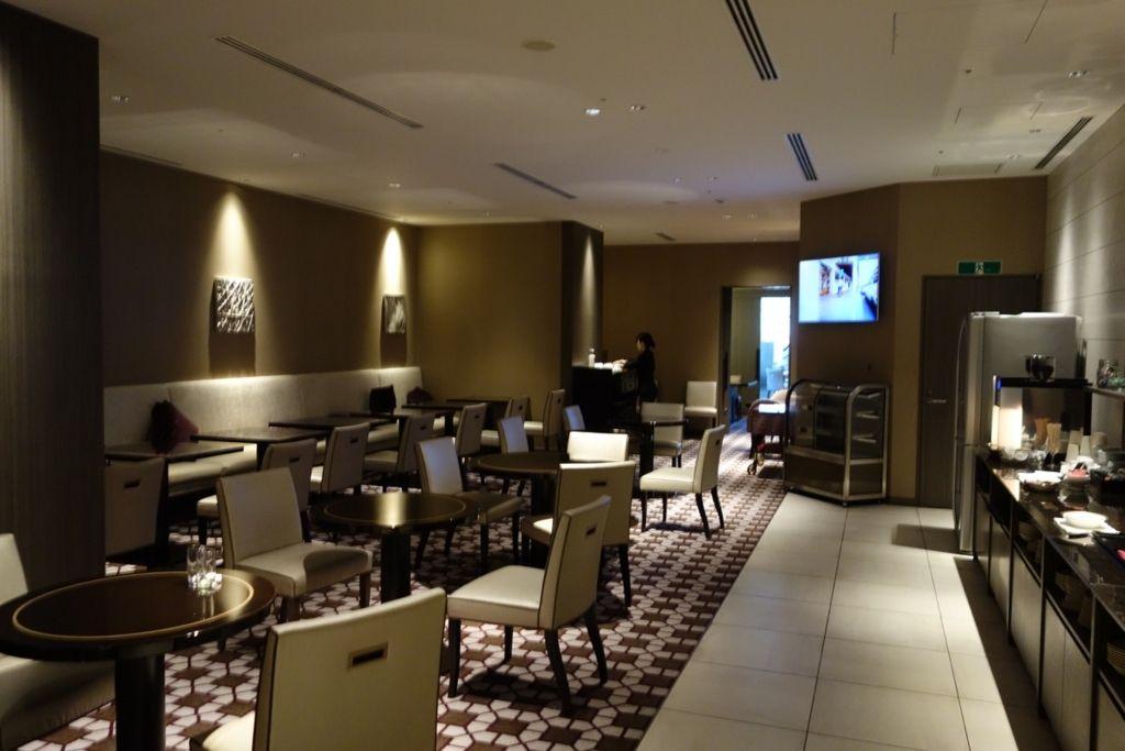 東京マリオットホテル宿泊記:エグゼグティブラウンジを徹底レポート!