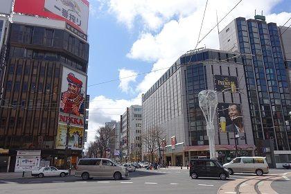 IHGスピードアップキャンペーン ANAホリデイ・イン札幌すすきの宿泊記