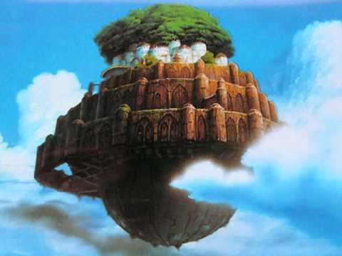 【雑談】 天空の城ラピュタをムスカ大佐の名言から振り返る
