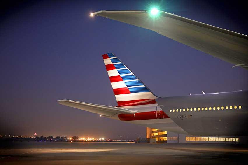 アメリカン航空 ビジネスクラス 北京=ロサンゼルス往復 15万円台は安いなあ