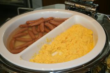 JALラウンジ洋朝食2