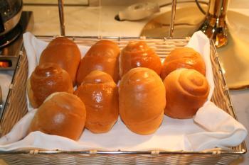 朝食のパン3