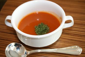 05.オマール蝦とわたり蟹のスープ