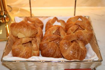 朝食のパン2