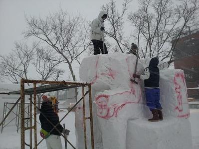 冬ワークキャンプ2