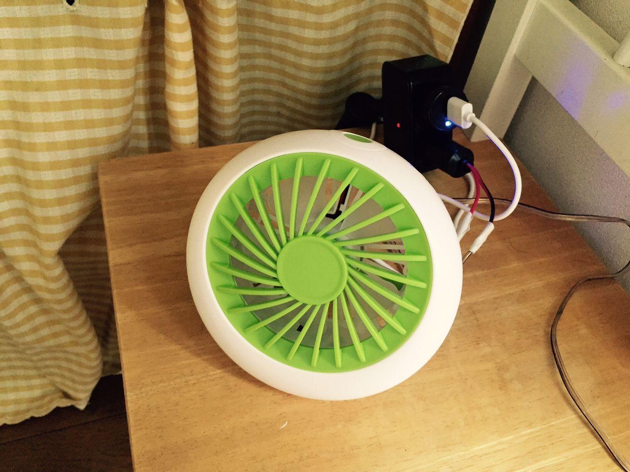 20160710ソーラー扇風機