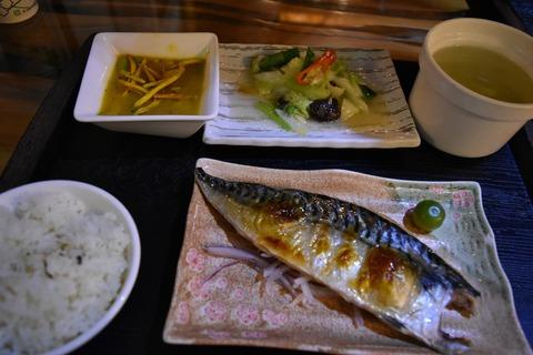 烏來ホテル夕食2