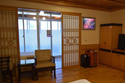 烏來ホテル室内2