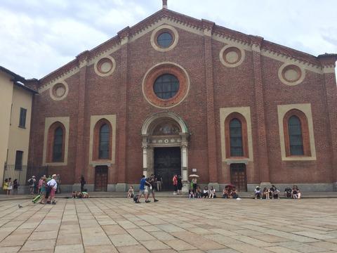 サンタマリア・デッレ・グラッィエ教会