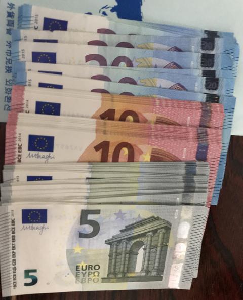 ユーロ換金