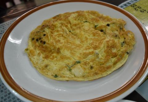 烏來馬告卵料理