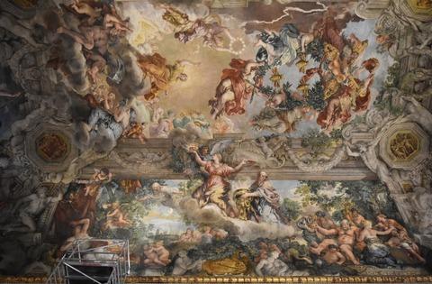 バルベリーニ宮殿天井画