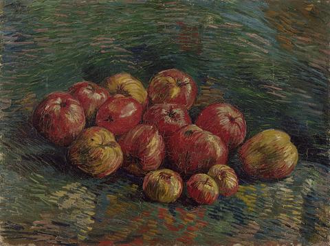 りんごの静物vangoghmuseum-s0131V1962-800