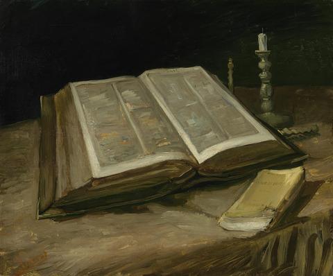 聖書のある静物vangoghmuseum-s0008V1962-800