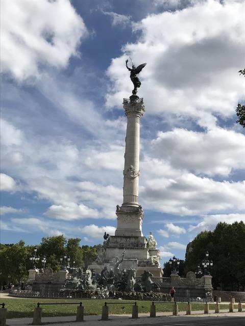 ジロンディスの記念碑