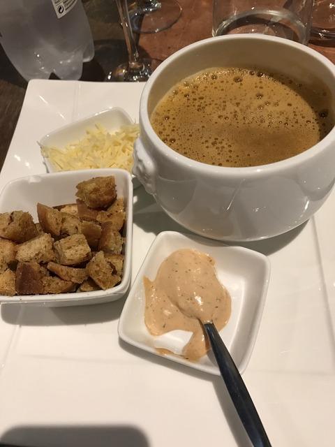 フィッシュ スープ