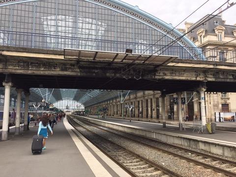 ボルドー・サンジャン駅