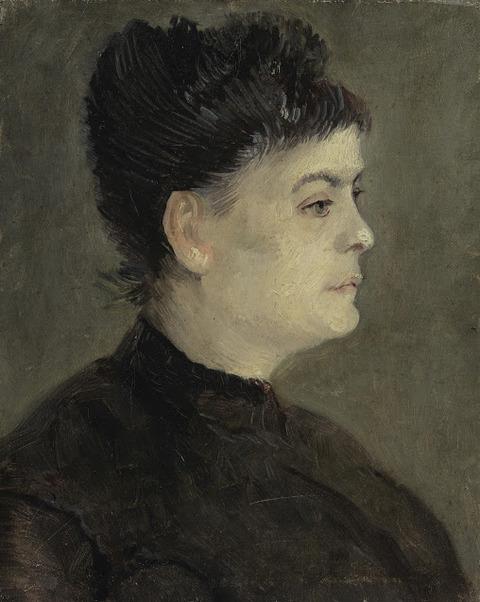 アゴスティーナの肖像vangoghmuseum-s0093V1962-800
