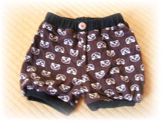 パンダのパンツ