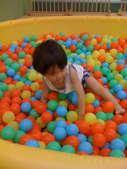 ボールのプール