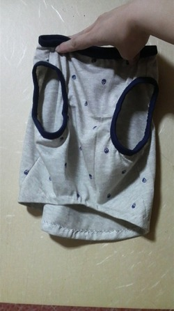 手縫いキット作ったよ!