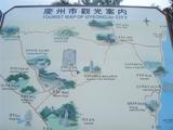 慶州観光地図