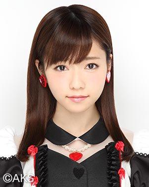 2015年AKB48プロフィール_島崎遥香