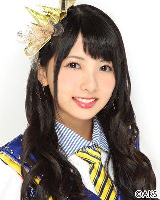 2015年HKT48プロフィール_岡田栞奈