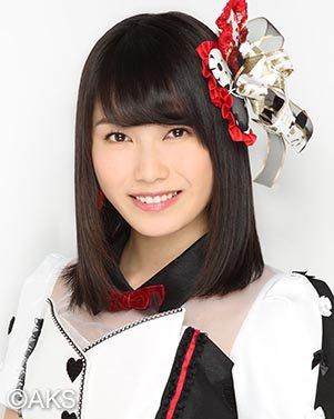 2015年AKB48プロフィール_横山由依