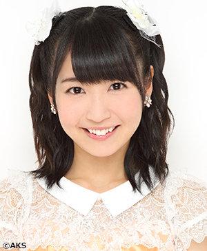 2015年SKE48プロフィール_惣田紗莉渚