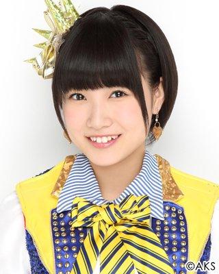 2015年HKT48プロフィール_朝長美桜